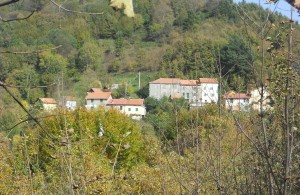 Benasco panorama