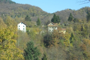 Brugnato Inferiore panorama