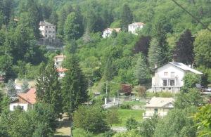 Quartiere Castagneto panorama