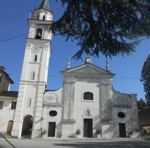 Chiesa di Torriglia
