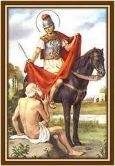 San Martino, santo cavaliere