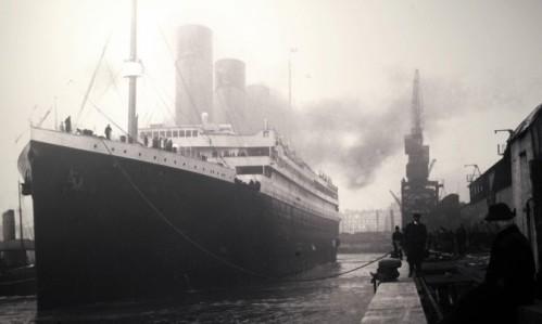 Titanic: l'inizio della fine