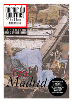 Miroir du Gourmet 5: real Madrid