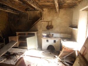 Cucina a Riola di Sotto