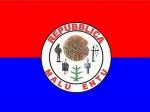 Bandiera della Repubblica del Mal di Ventre