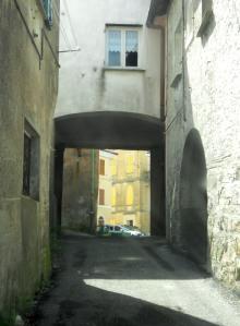 Strettoia a Marzano