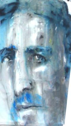 Nikola Tesla, ritratto di Stefano Giorgi