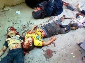 Gaza, Palestina, novembre 2012