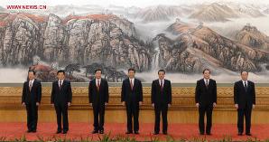Vertice del Partito Comunista Cinese