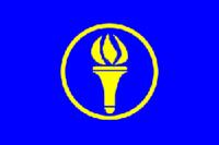 Bandiera della Repubblica di Minerva