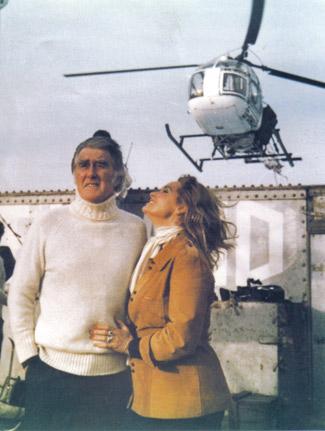 Il principe Roy e la principessa Joa di Sealand