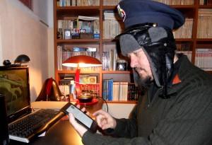 Kremo firma la Costituzione su eReader