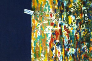 Libro d'artista di Umberto Basso