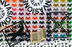 Invasione d'arte di Umberto Basso