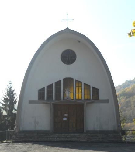 Chiesa nuova di Laccio