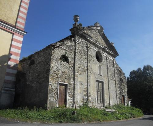 Chiesa vecchia di Laccio
