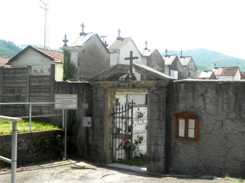 Cimitero vecchio di Torriglia