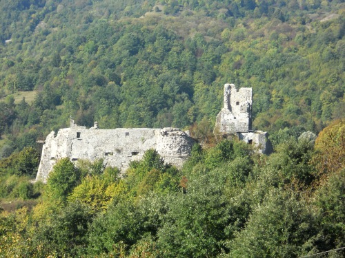 Castello dei Fieschi a Torriglia
