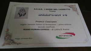 Premio Cassiopea