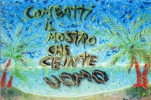 Combatti il mostro che c'è in te, uomo (The End does not Exist) di Stefano Sini Fossiànt