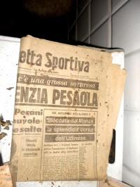 Gazzetta Sportiva del 24 dicembre 1978 a Buse'