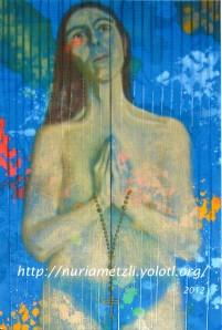ll delirio di Sor Juana di Nuria Metzli