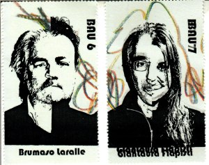 BAU Stamps