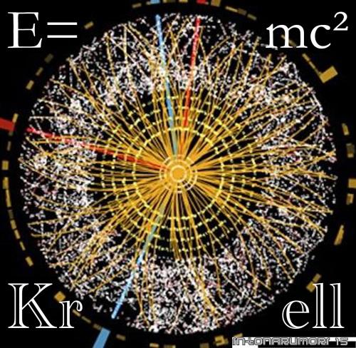 "E=mc"" (2013) di Krell"