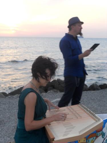 Kremo e Kizzy Reading Scoglio Tre Ponti Livorno