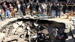 Bombe in Egitto
