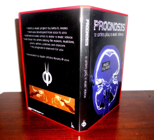Dvd Prognosis, esterno