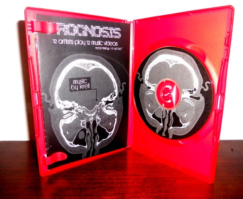 Dvd Prognosis, interno