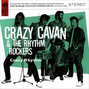 Crazy Cavan & The Rhythm Rockers - Crazy Rhythm