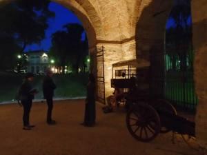 Lukha B. Kremo e Kizzy Rovella al baluardo San Donato di Lucca