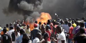 Golpe in Burkina Faso