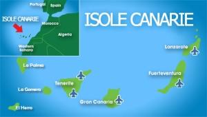 Isole Canarie / Las islas Canarias