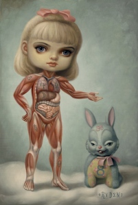 Inside Sue di Mark Ryden