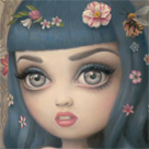 Katy Perry di Mark Ryden