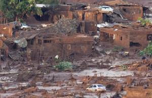 Disastro sul Rio Doce, Brasile