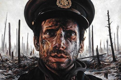 Soldier II, di Francois Escalmel