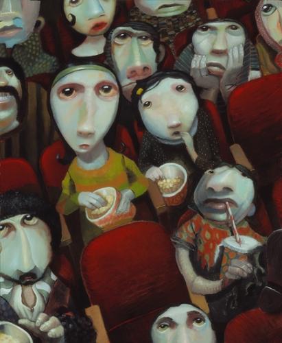 Cine Capri by Joe Sorren
