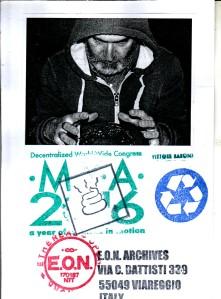 MA 2016 di Vittore Baroni