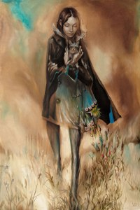 Portrait of Chelsea di Esao Andrews