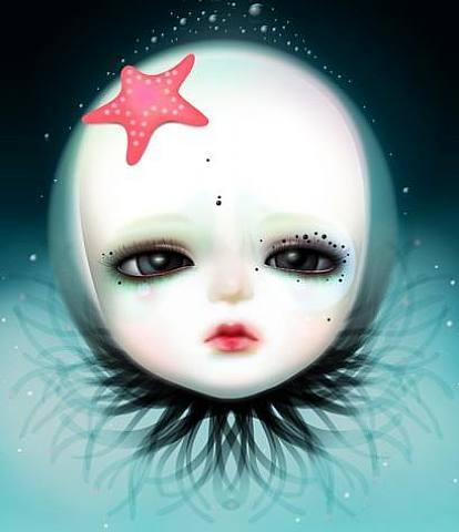 Mermaid Starfish di Mijn Schatje