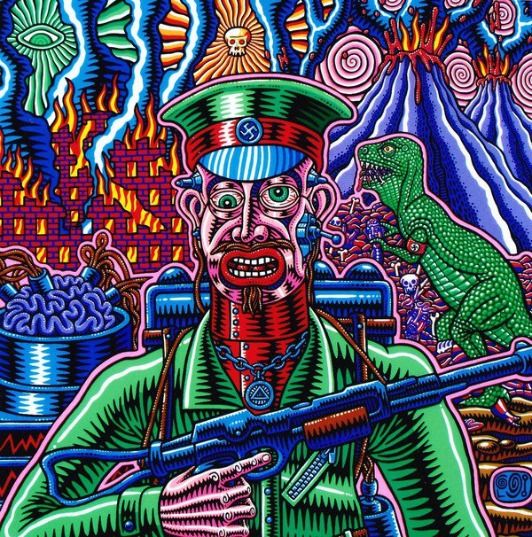 They Saved Hitler's Brain di Prof. Bad Trip